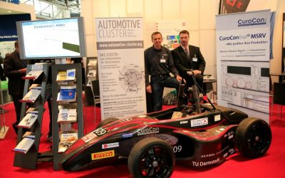 Erfolgreicher Start der CuroCon auf der eCarTec 2011