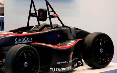 Tag der Sponsoren beim DART Racing