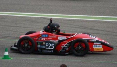 Kein Glück auf der Formula Student in Hockenheim