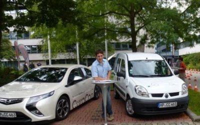 Tag der Netzwerke – Projektkreis Innovation und Elektromobilität