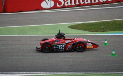 DART Racing Team nun endlich auf der Überholspur