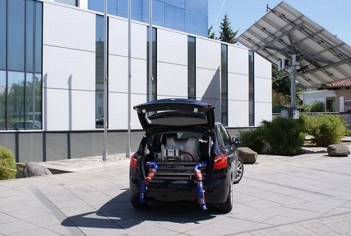 CuroControl®Mx im Einsatz für weitere RDE-Messfahrten mit Plug-in-Hybridfahrzeugen