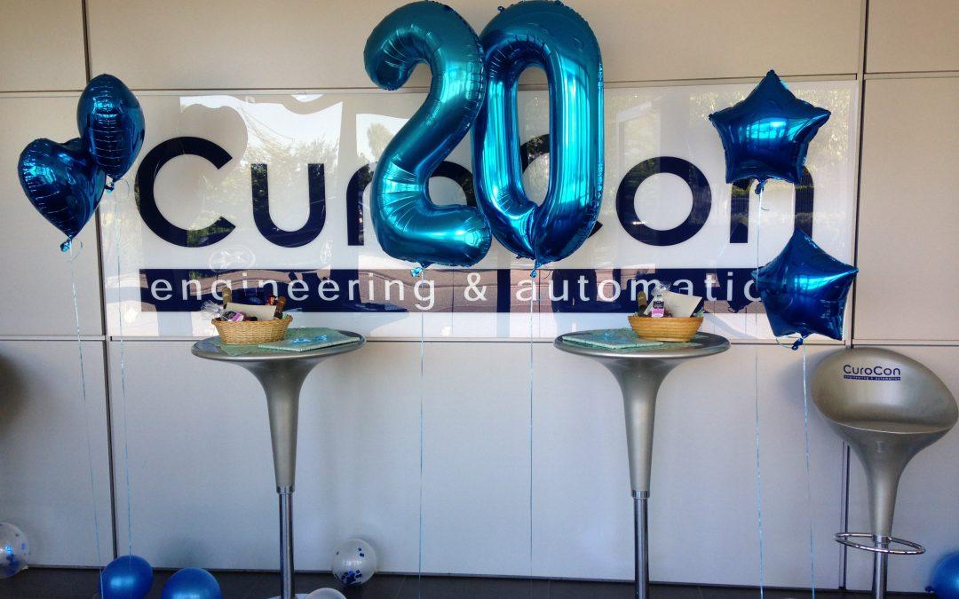 CuroCon GmbH feiert 20 jähriges Jubiläum